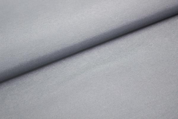 Canvas UNI MITTELGRAU 100% Baumwolle Ökotex 100