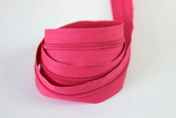 Endlosreißverschluss pink 12mm Ökotex 100