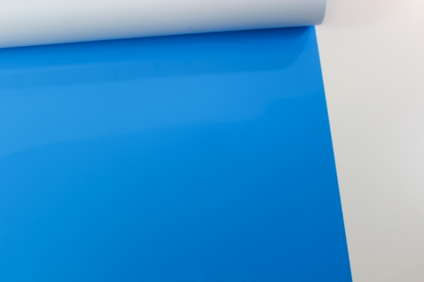 Flexfolie NEON blau