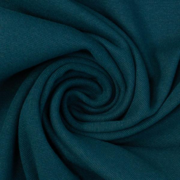 Bündchen Feinstrick UNI dunkelblau