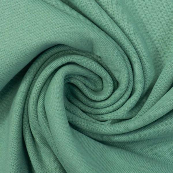 Bündchen Feinstrick UNI dusty mint