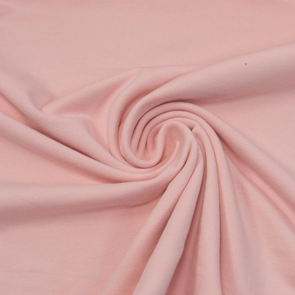 Sommersweat - French Terry UNI rosa