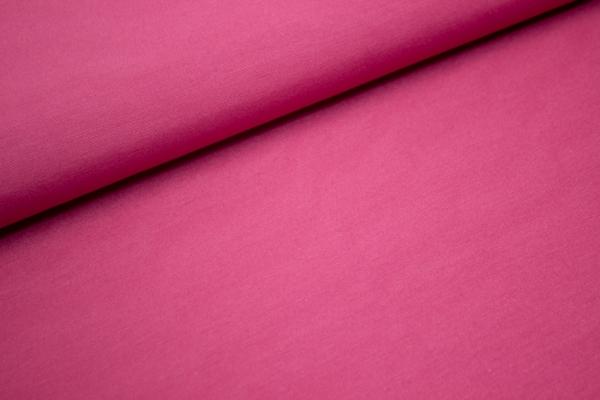Canvas UNI PINK-BEERE 100% Baumwolle Ökotex 100