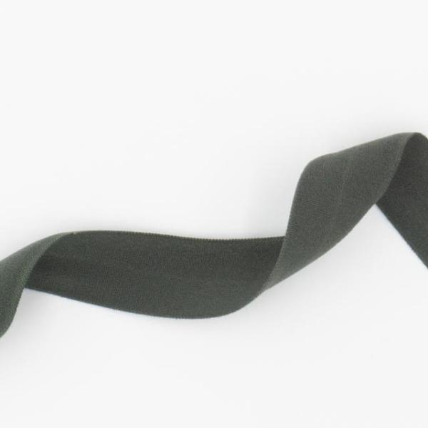 Falzband 20mm oliv