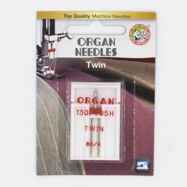 Organ Twin Stärke 80/4.0