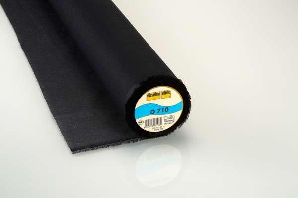 Vlieseline / Bügeleinlage G 710 schwarz