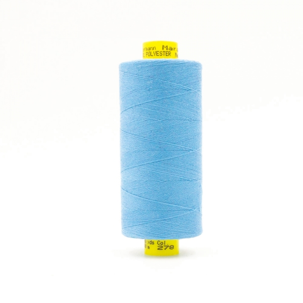 Gütermann Allesnäher 1000m soft blue
