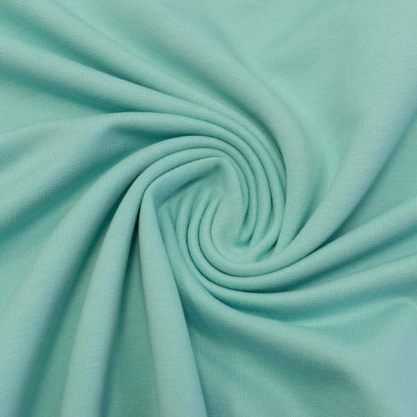 Sommersweat - French Terry UNI mint