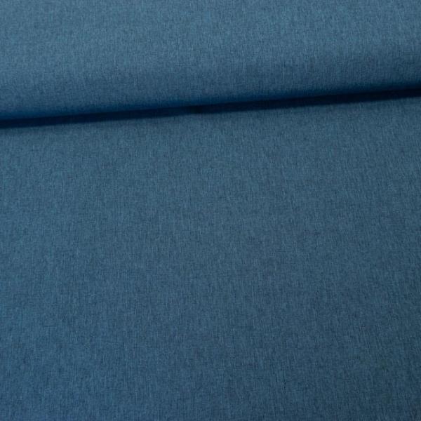 Softshell meliert jeansblau