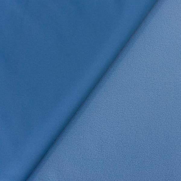 Softshell Uni jeansblau