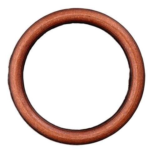 Metall-Ring bronze 25mm