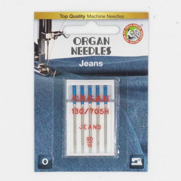 Organ Jeans 5 Stk. Stärke 90