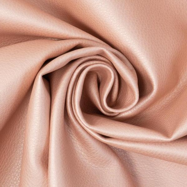 Metallic Soft Kunstleder nude Deluxe
