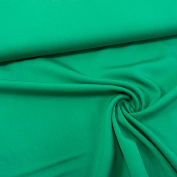 Viskosetwill Uni grün