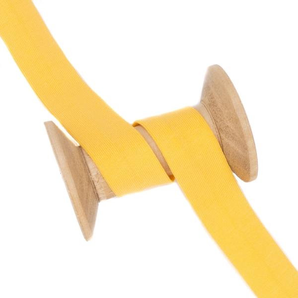 Jersey Schrägband Deluxe gelb