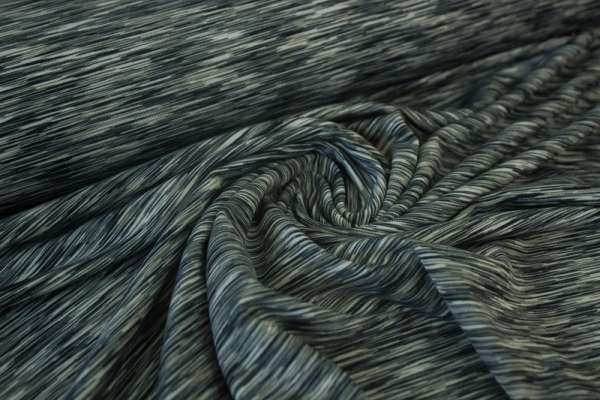 Leggingsstoff Multifunktionsjersey grey melange
