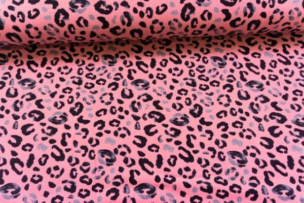 Soft Sweat angeraut Leoliebe flamingo Ökotex 100