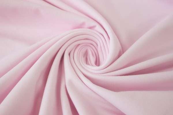 Baumwolljersey Uni rosa Ökotex 100