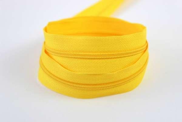 Endlosreißverschluss gelb 16mm Ökotex 100