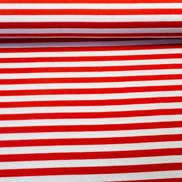French Terry Stripes rot
