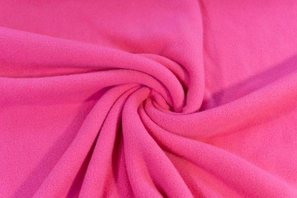 Micro Polarfleece pink