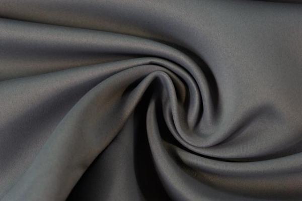 Verdunkelungsstoff grau