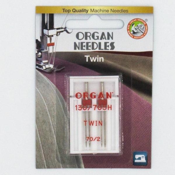 Organ Twin 2 Stk. Stärke 70/2.0