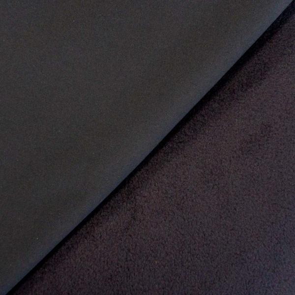 Softshell Uni schwarz